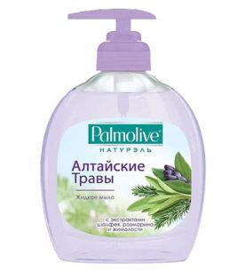 Жидкое мыло Palmolive Алтайские травы с экстрактами шалфея