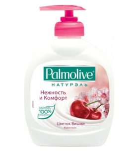Жидкое мыло Palmolive Нежность и комфорт