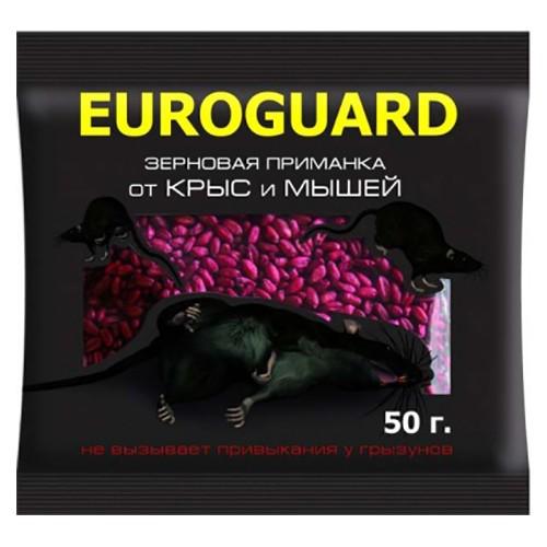 Зерна EUROGARD От крыс и мышей 50 г оптом