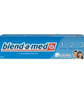 Зубная паста Blend-a-Med Деликатное отбеливание