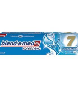 Зубная паста Blend-a-Med Комплекс 7