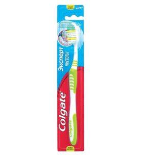 Зубная щетка Colgate Эксперт чистоты 1 шт оптом