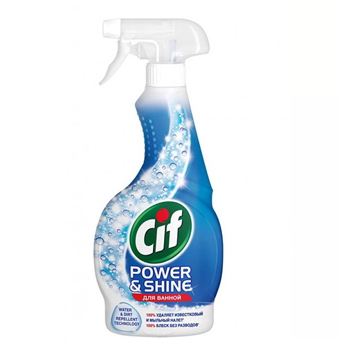 Чистящий крем Cif Power&Shine