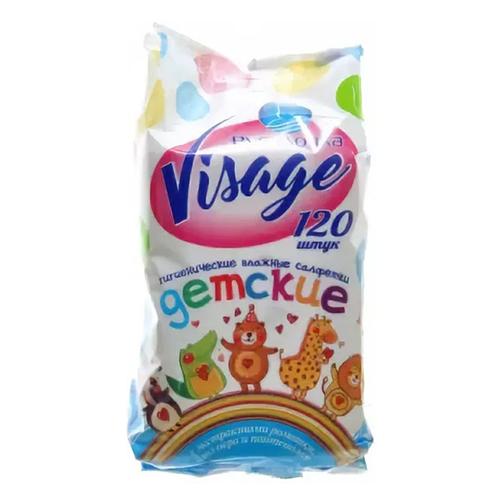 Детские влажные салфетки Visage Visage