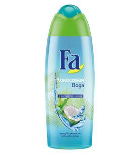 Гель для душа Fa Кокосовая вода 250 мл оптом