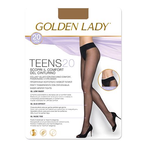 Колготки GOLDEN LADY Teens