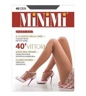 Колготки Minimi Vittoria Fumo