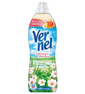 Кондиционер для белья Vernel Цветущий Миндаль 910 мл оптом