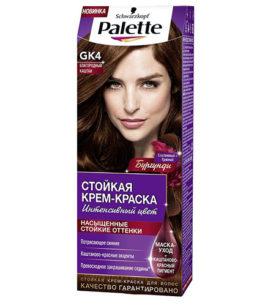 Краска для волос Palette GK4 Благородный каштан 110 мл оптом