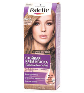 Краска для волос Palette ВW10 Пудровый Блондин 110 мл оптом