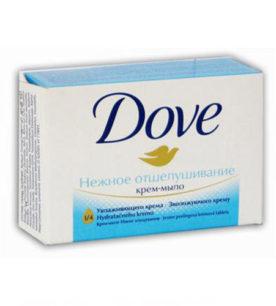Крем-мыло Dove Нежное отшелушивание 100 г оптом