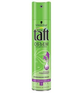 Лак для волос Taft №3 Преумножение объема