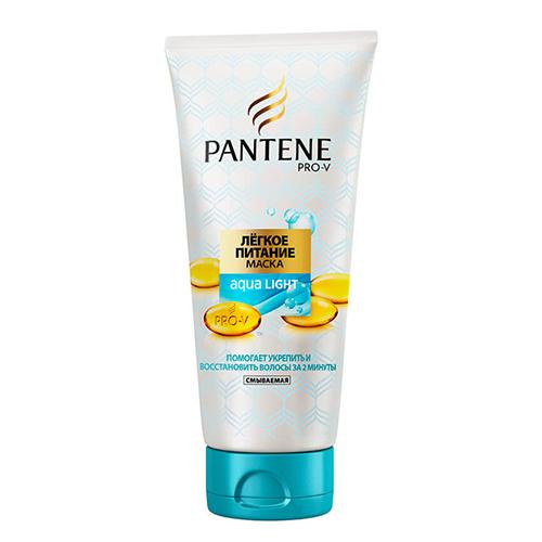 Маска для волос Pantene Pro-V Aqua Light
