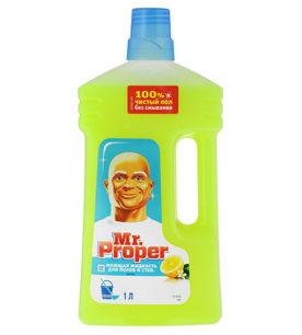 Моющее средство Mr.Proper Лимон 1 л оптом