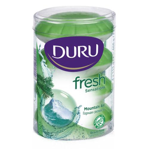 Мыло Duru Горная свежесть