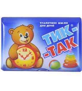 Мыло Тик-Так Детское 150 г оптом