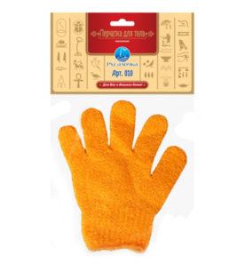 Перчатка для тела Русалочка Массажная 1 шт оптом