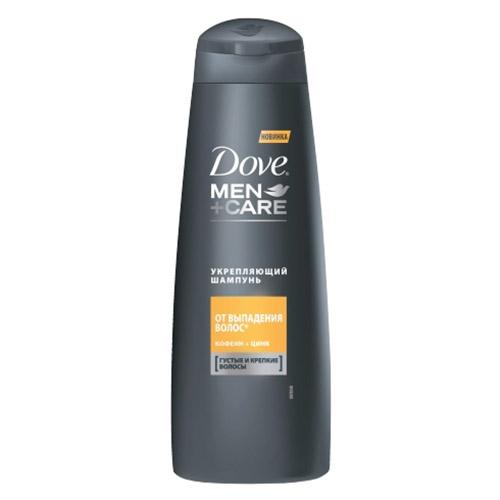 Шампунь Dove Кофеин и цинк от выпадения волос 250 мл оптом