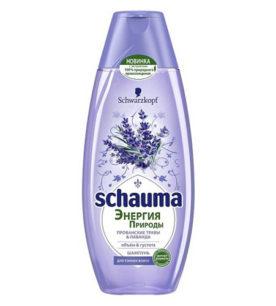 Шампунь Schauma Прованские травы & лаванда 400 мл оптом