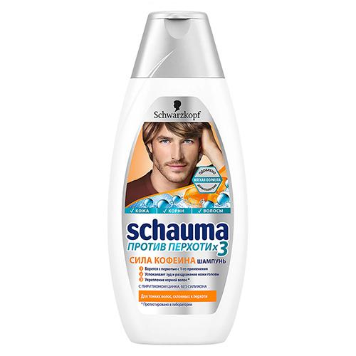Шампунь Schauma Сила кофеина