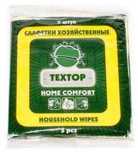Салфетки хозяйственные Home Comfort Вискоза