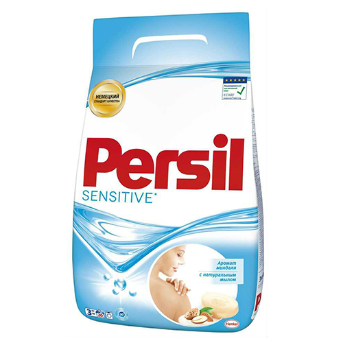 Стиральный порошок Persil Sensitive 3 кг оптом