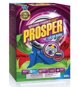 Стиральный порошок Prosper Color Active 400 г оптом