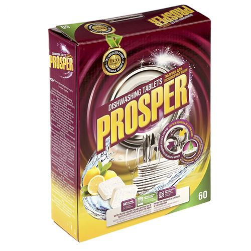 Таблетки для посудомоечных машин Prosper Двухкомпонентные