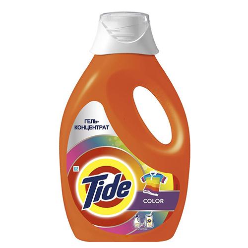 Жидкий стиральный порошок Tide Color 975 мл оптом
