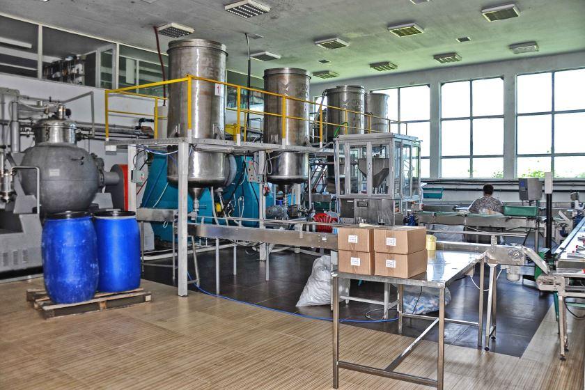 фабрики бытовой химии