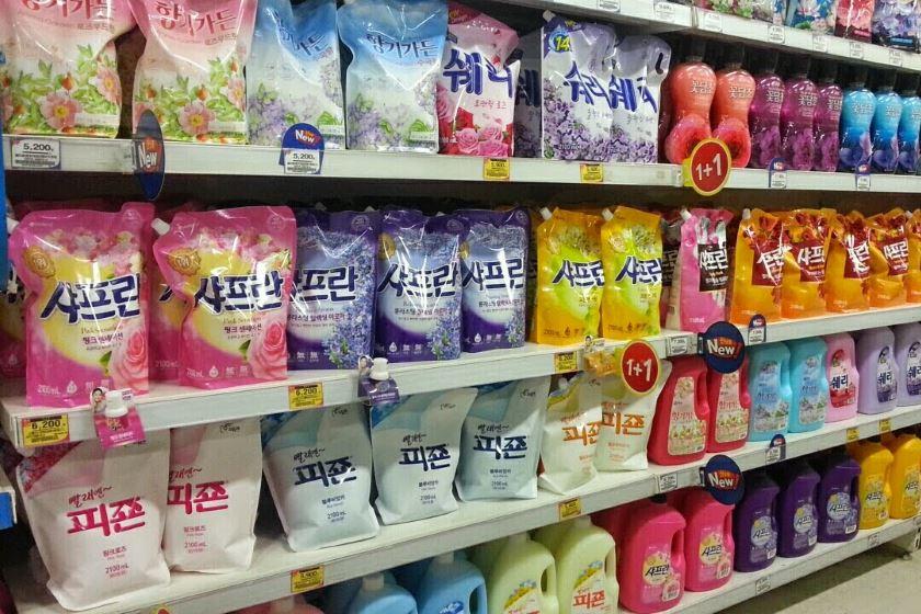 магазин корейской бытовой химии