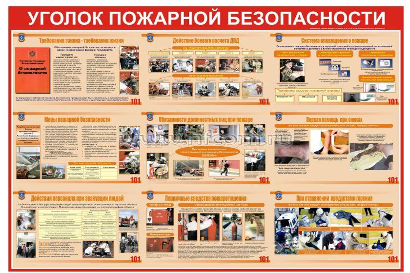 инструкция пожарной безопасности магазинов хозяйственных товаров