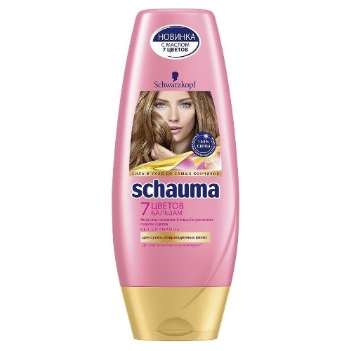 Бальзам для волос Schauma Бальзам