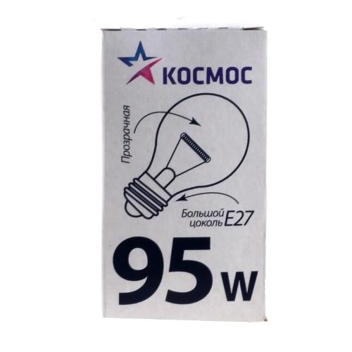 Лампа накаливания КОСМОС 95Вт