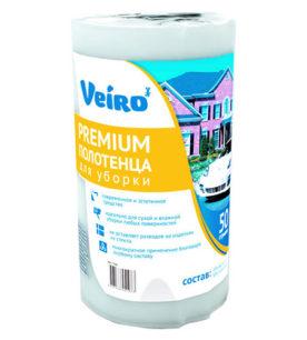 Полотенца для уборки Veiro Премиальные