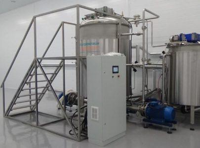 Оборудование для производства бытовой химии