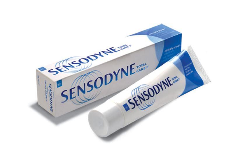 сенсодин зубная паста для чувствительных зубов