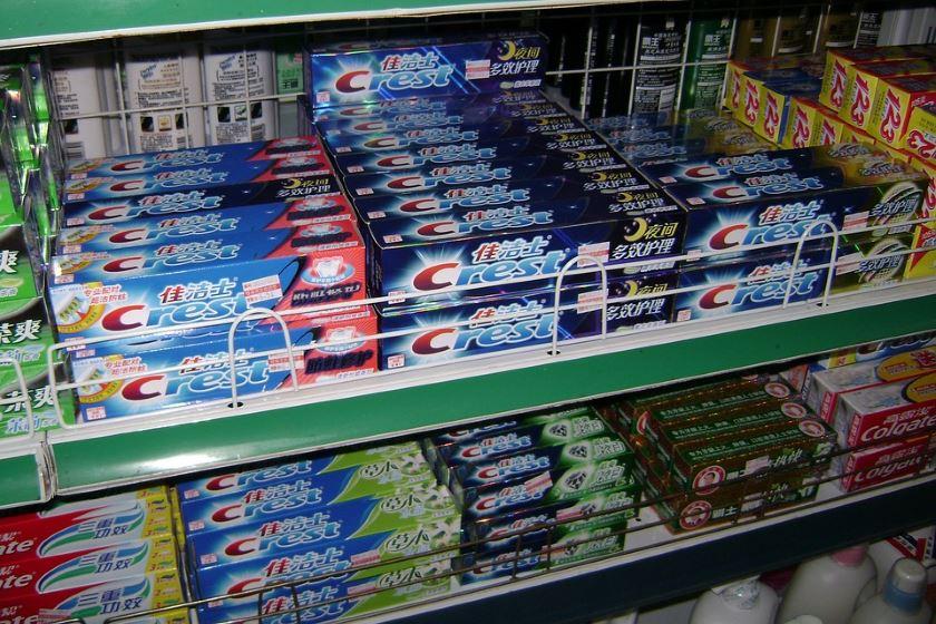 как зубную пасту выбрать