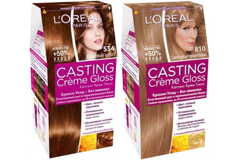 краска для седых волос без аммиака
