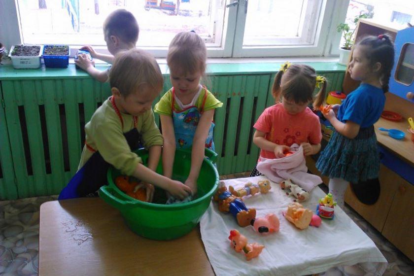 моющие средства для детских учреждений по санпин