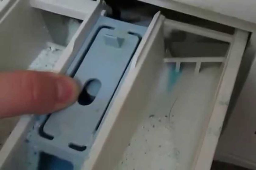 стиральная машина не забирает порошок из отсека