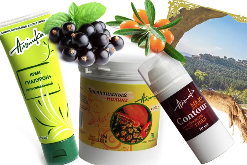 Косметика «Альпика» – аптечные средства для идеального ухода за кожей