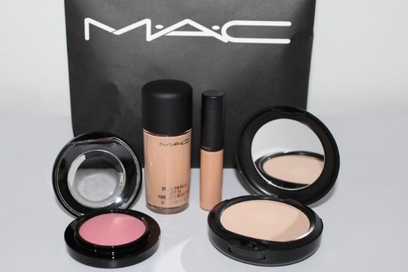Ассортимент продукции компании MAC