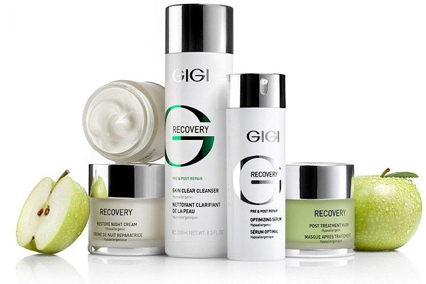 GiGi - профессиональная лечебная и декоративная косметика из Израиля