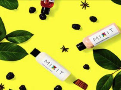 Косметика MIXIT – вкусный коктейль для вашей кожи