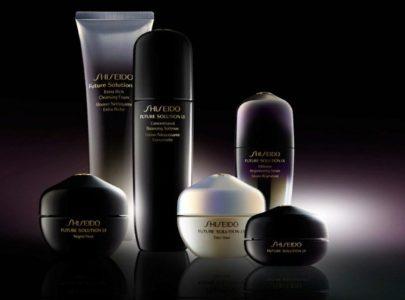 Косметика Shiseido – красота по-восточному