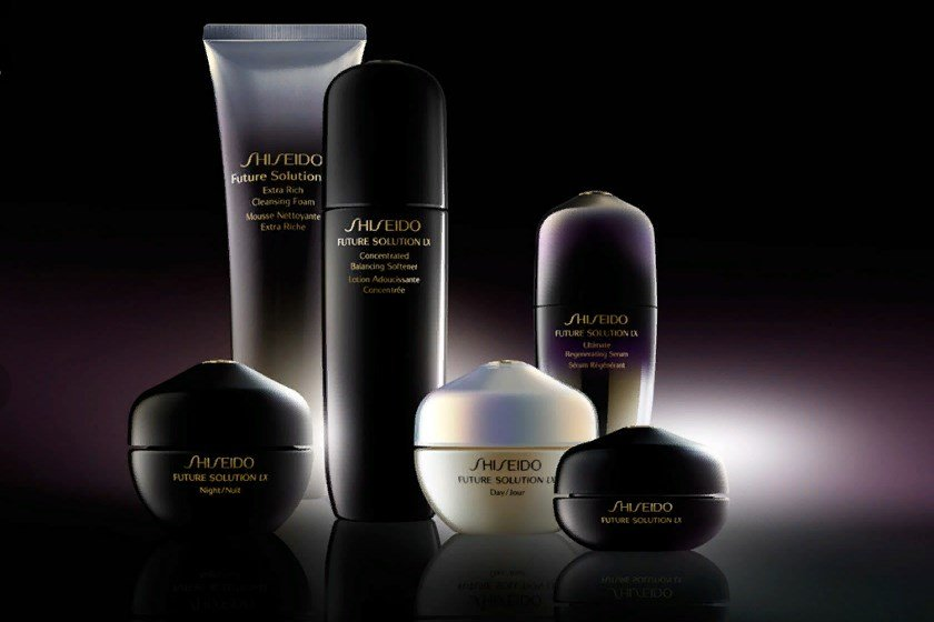 Косметика Shiseido - красота по-восточному