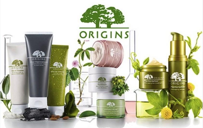 Origins – зеленая косметика
