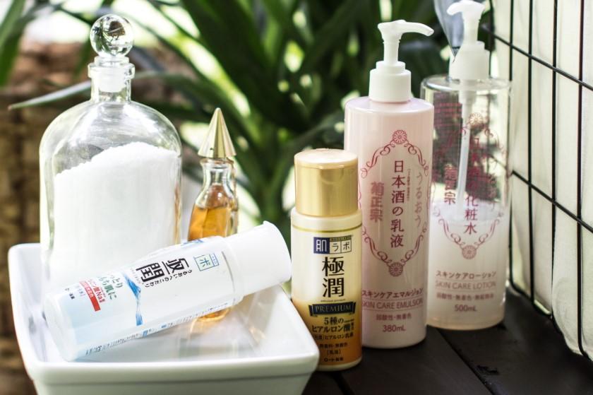 Японская косметика – средства с необычным составом для ухода и макияжа