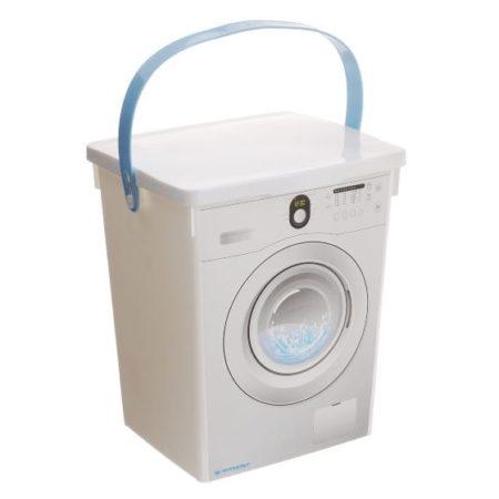 Контейнеры и емкости для стирального порошка: виды и особенности